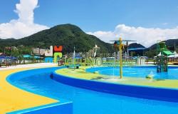 [폴리우레아 도막방수] 홍천읍 생활체육공원 조성사업